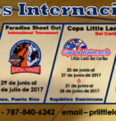 2017 International Tournaments – Torneos Internacionales