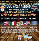 2019 Sky Hook & Little Lads International Tournament